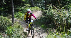 Bike and fun park Cerkno